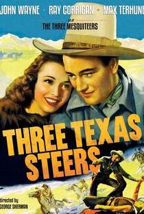 Assistir Três Cavaleiros do Texas Online Grátis Dublado Legendado (Full HD, 720p, 1080p)   George Sherman (I)   1939