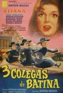 Assistir Três Colegas de Batina Online Grátis Dublado Legendado (Full HD, 720p, 1080p) | Darcy Evangelista | 1962