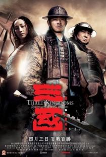Assistir Três Guerreiros: A Ressurreição Do Dragão Online Grátis Dublado Legendado (Full HD, 720p, 1080p) | Daniel Lee (II) | 2008