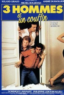 Assistir Três Homens e um Bebê Online Grátis Dublado Legendado (Full HD, 720p, 1080p)   Coline Serreau   1985