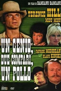 Assistir Trinity e Seus Companheiros Online Grátis Dublado Legendado (Full HD, 720p, 1080p) | Damiano Damiani | 1975