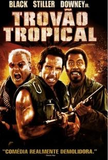 Assistir Trovão Tropical Online Grátis Dublado Legendado (Full HD, 720p, 1080p) | Ben Stiller | 2008