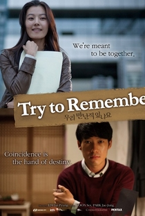 Assistir Try to Remember Online Grátis Dublado Legendado (Full HD, 720p, 1080p) | Lim Jin-Pyung | 2010