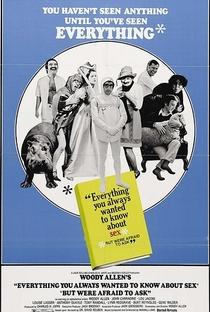 Assistir Tudo o que Você Sempre Quis Saber Sobre Sexo (Mas Tinha Medo de Perguntar) Online Grátis Dublado Legendado (Full HD, 720p, 1080p) | Woody Allen | 1972