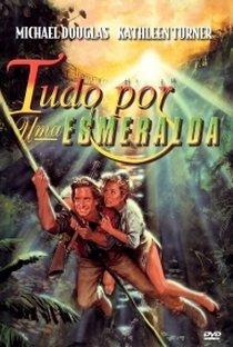 Assistir Tudo por uma Esmeralda Online Grátis Dublado Legendado (Full HD, 720p, 1080p) | Robert Zemeckis | 1984