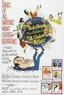 Assistir Um Assunto Internacional Online Grátis Dublado Legendado (Full HD, 720p, 1080p) | Jack Arnold (I) | 1964