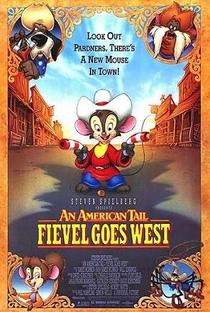 Assistir Um Conto Americano: Fievel Vai Para o Oeste Online Grátis Dublado Legendado (Full HD, 720p, 1080p)   Phil Nibbelink