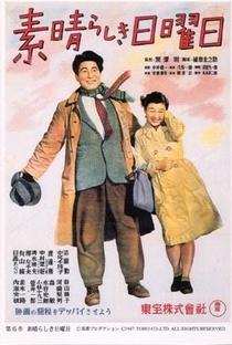 Assistir Um Domingo Maravilhoso Online Grátis Dublado Legendado (Full HD, 720p, 1080p) | Akira Kurosawa | 1947