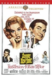 Assistir Um Domingo em Nova York Online Grátis Dublado Legendado (Full HD, 720p, 1080p) | Peter Tewksbury | 1963