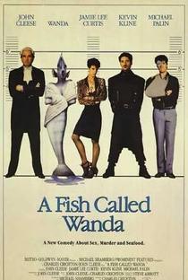 Assistir Um Peixe Chamado Wanda Online Grátis Dublado Legendado (Full HD, 720p, 1080p) | Charles Crichton (I) | 1988