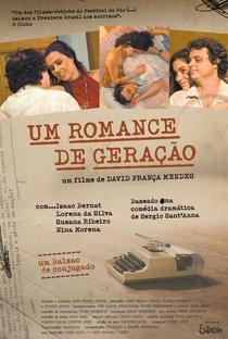 Assistir Um Romance de Geração Online Grátis Dublado Legendado (Full HD, 720p, 1080p)   David França Mendes  