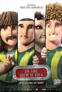 Assistir Um Time Show de Bola Online Grátis Dublado Legendado (Full HD, 720p, 1080p) | Juan José Campanella | 2013