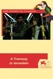 Assistir Um Trem em Jerusalém Online Grátis Dublado Legendado (Full HD, 720p, 1080p) | Amos Gitai | 2018