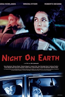 Assistir Uma Noite Sobre a Terra Online Grátis Dublado Legendado (Full HD, 720p, 1080p) | Jim Jarmusch | 1991