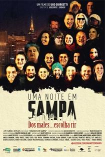 Assistir Uma Noite em Sampa Online Grátis Dublado Legendado (Full HD, 720p, 1080p) | Ugo Giorgetti | 2016