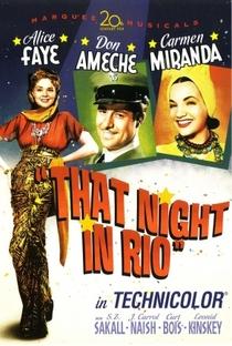Assistir Uma Noite no Rio Online Grátis Dublado Legendado (Full HD, 720p, 1080p) | Irving Cummings | 1941