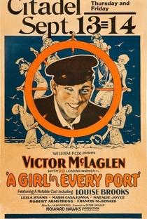 Assistir Uma Noiva em Cada Porto Online Grátis Dublado Legendado (Full HD, 720p, 1080p) | Howard Hawks | 1928
