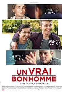 Assistir Un vrai bonhomme Online Grátis Dublado Legendado (Full HD, 720p, 1080p) | Benjamin Parent | 2019