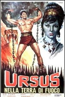 Assistir Ursus na Terra do Fogo Online Grátis Dublado Legendado (Full HD, 720p, 1080p) | Giorgio Simonelli | 1963