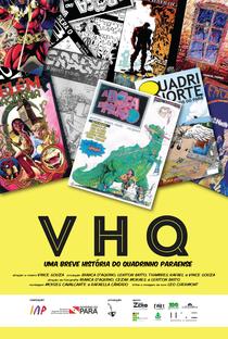 Assistir VHQ – Uma Breve História do Quadrinho Paraense Online Grátis Dublado Legendado (Full HD, 720p, 1080p) | Vince Souza | 2015
