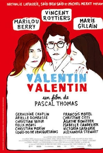 Assistir Valentin Valentin Online Grátis Dublado Legendado (Full HD, 720p, 1080p)   Pascal Thomas   2015