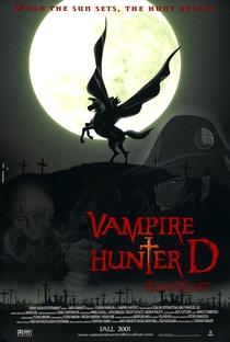 Assistir Vampire Hunter D: Bloodlust Online Grátis Dublado Legendado (Full HD, 720p, 1080p) | Yoshiaki Kawajiri | 2000
