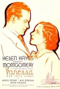 Assistir Vanessa, Seu Drama de Amor Online Grátis Dublado Legendado (Full HD, 720p, 1080p)   William K. Howard   1935