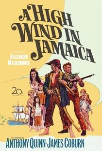 Assistir Vendaval em Jamaica Online Grátis Dublado Legendado (Full HD, 720p, 1080p) | Alexander Mackendrick | 1965