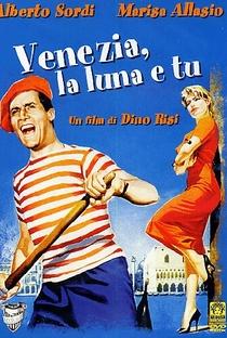 Assistir Veneza, a Lua e Você Online Grátis Dublado Legendado (Full HD, 720p, 1080p) | Dino Risi | 1958