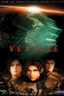 Assistir Vexille Online Grátis Dublado Legendado (Full HD, 720p, 1080p) | Fumihiko Sori | 2007