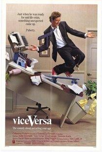Assistir Vice Versa Online Grátis Dublado Legendado (Full HD, 720p, 1080p)   Brian Gilbert   1988