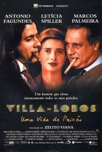 Assistir Villa-Lobos - Uma Vida de Paixão Online Grátis Dublado Legendado (Full HD, 720p, 1080p) | Zelito Viana | 2000