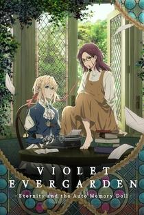 Assistir Violet Evergarden Gaiden: Eternidade e a Boneca de Automemória Online Grátis Dublado Legendado (Full HD, 720p, 1080p) | Haruka Fujita