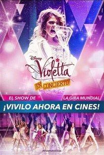 Assistir Violetta - O Show Online Grátis Dublado Legendado (Full HD, 720p, 1080p)      2014
