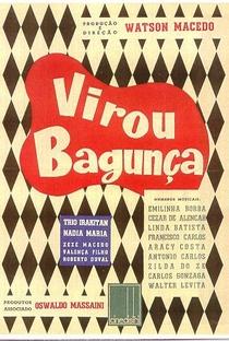 Assistir Virou Bagunça Online Grátis Dublado Legendado (Full HD, 720p, 1080p) | Watson Macedo | 1961