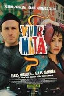 Assistir Viver Mata Online Grátis Dublado Legendado (Full HD, 720p, 1080p) | Nicolás Echevarría | 2002