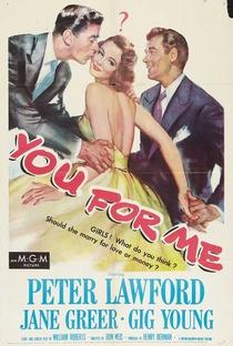 Assistir Você Para Mim Online Grátis Dublado Legendado (Full HD, 720p, 1080p) | Don Weis | 1952