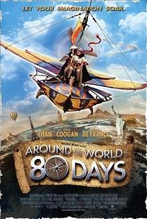 Assistir Volta ao Mundo em 80 Dias: Uma Aposta Muito Louca Online Grátis Dublado Legendado (Full HD, 720p, 1080p) | Frank Coraci | 2004