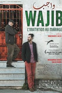 Assistir Wajib - Um Convite de Casamento Online Grátis Dublado Legendado (Full HD, 720p, 1080p) | Annemarie Jacir | 2017