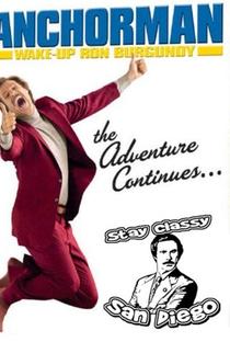 Assistir Wake Up, Ron Burgundy: The Lost Movie Online Grátis Dublado Legendado (Full HD, 720p, 1080p)   Adam McKay   2004