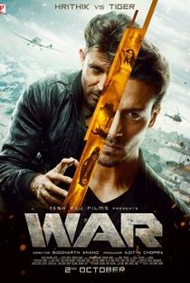 Assistir War Online Grátis Dublado Legendado (Full HD, 720p, 1080p) | Siddharth Anand | 2019