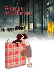 Assistir Where Is Anne Frank Online Grátis Dublado Legendado (Full HD, 720p, 1080p) | Ari Folman | 2018