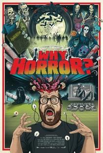 Assistir Why Horror? Online Grátis Dublado Legendado (Full HD, 720p, 1080p) | Nicolas Kleiman