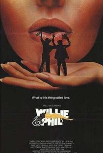Assistir Willie e Phil - Uma Cama Para Três Online Grátis Dublado Legendado (Full HD, 720p, 1080p) | Paul Mazursky | 1980