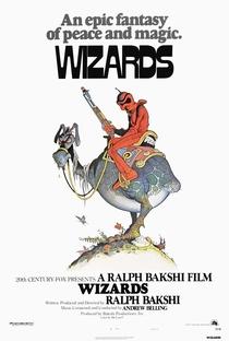 Assistir Wizards Online Grátis Dublado Legendado (Full HD, 720p, 1080p) | Ralph Bakshi | 1977