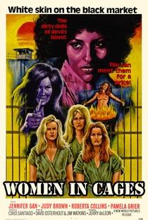 Assistir Women in Cages Online Grátis Dublado Legendado (Full HD, 720p, 1080p) | Gerardo de Leon | 1971