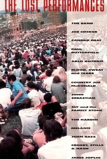 Assistir Woodstock: The Lost Performances Online Grátis Dublado Legendado (Full HD, 720p, 1080p) | Michael Wadleigh | 1990
