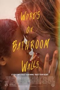 Assistir Words on Bathroom Walls Online Grátis Dublado Legendado (Full HD, 720p, 1080p) | Thor Freudenthal | 2020