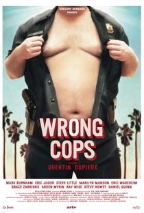 Assistir Wrong Cops Online Grátis Dublado Legendado (Full HD, 720p, 1080p) | Quentin Dupieux | 2013