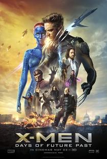Assistir X-Men: Dias de um Futuro Esquecido Online Grátis Dublado Legendado (Full HD, 720p, 1080p) | Bryan Singer | 2014